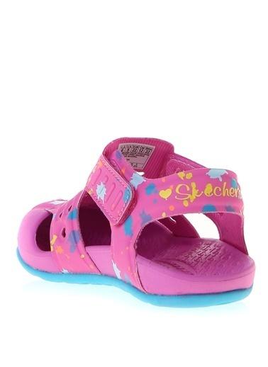 Skechers Sandalet Pembe